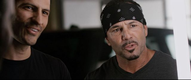 Vigilante Diaries review - Sal Chavo Guerrero