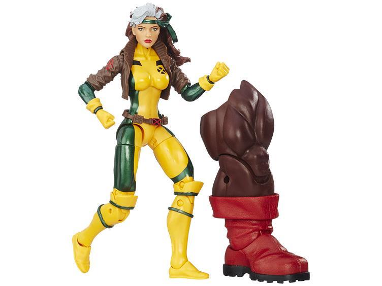 X-Men Marvel Legends BAF Juggernaut wave - Rogue