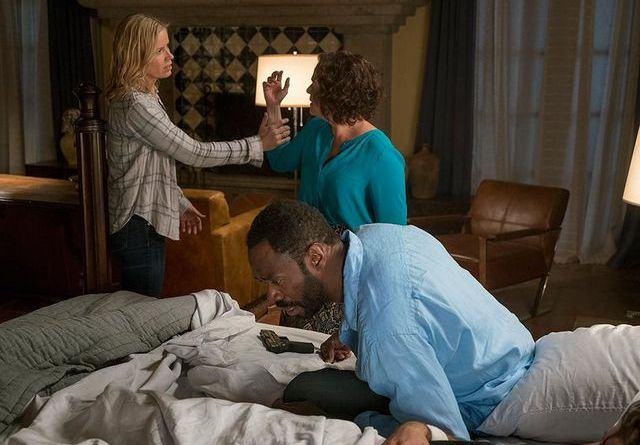 fear the walking dead shiva - madison, celia and strand
