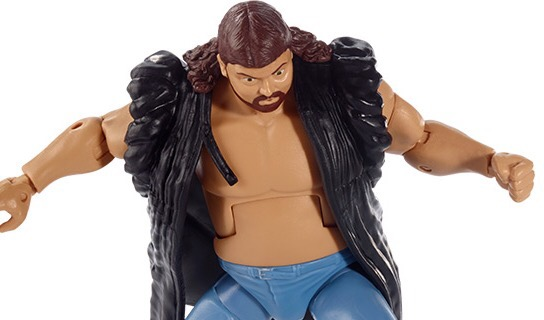 SDCC 2016 Mattel Shockmaster Figure WCW Elite Figure Limited Edition NEW