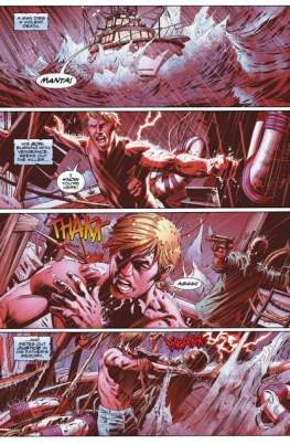 Aquaman issue 2 review The Drowning -_1