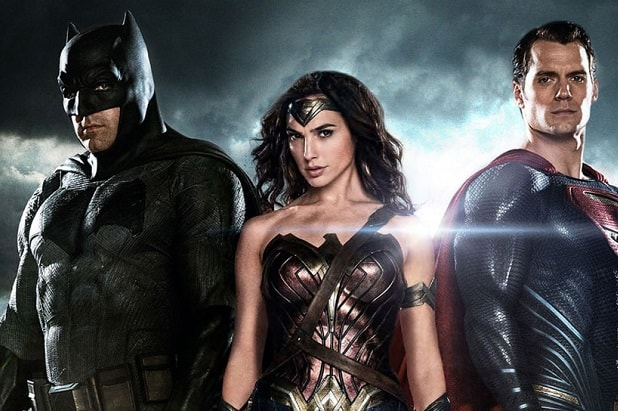 Batman-V-Superman-Dawn of Justice Batman, Wonder Woman and Superman-min