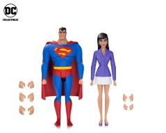 DCC SDCC reveals Superman_Animated_Superman_Lois_