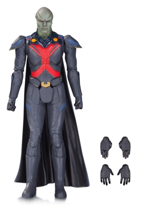 DC Collectibles TV_Series_Martian Manhunter