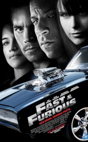 Fast and Furious movie poster