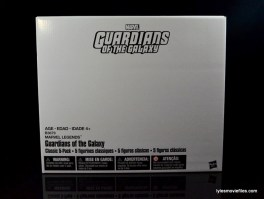 Guardians of the Galaxy Marvel Legends exclusive - outer box