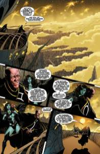 Hal Jordan and GLC Rebirth issue 1 review page_4