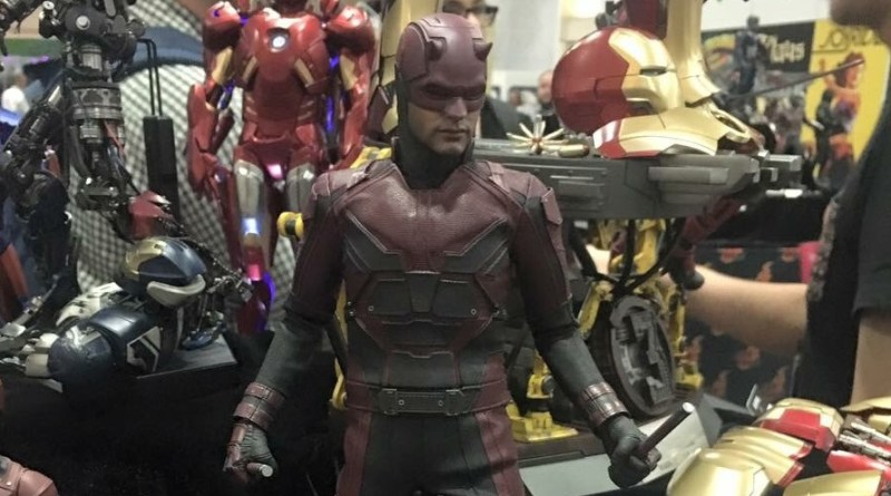 Hot Toys Netflix Daredevil - main pic