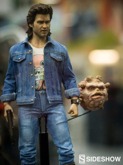Jack Burton Big Trouble in Little China figure -full