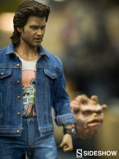 Jack Burton Big Trouble in Little China figure - side