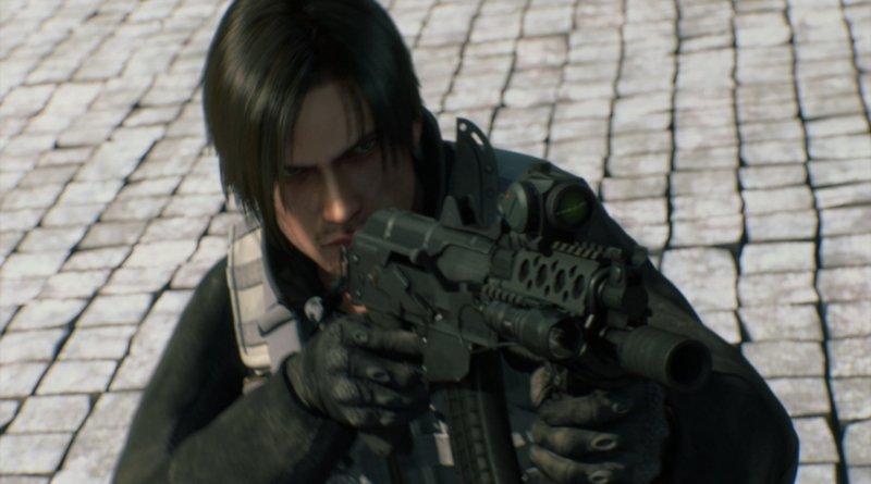 Resident-Evil-Damnation-Biohazard-Damnation - Leon Kennedy