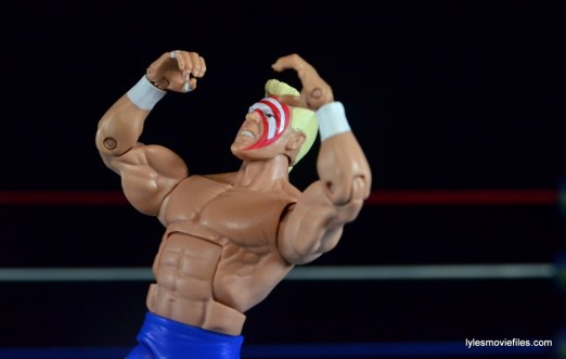 Sting Defining Moments figure review - howling