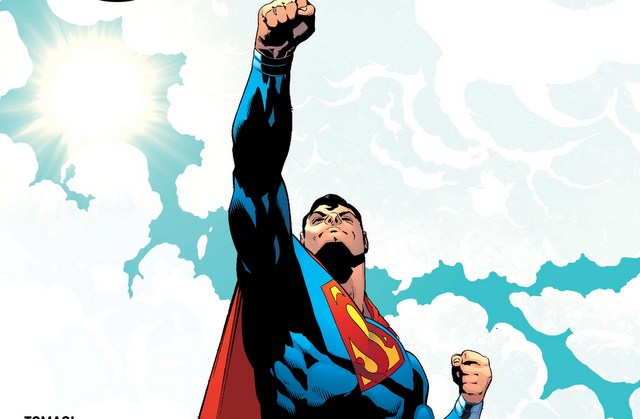 Superman issue 2 - Son of Superman - cover