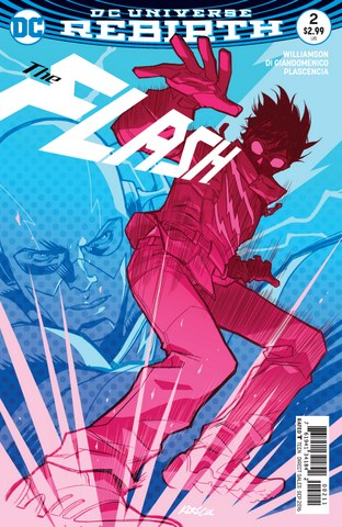 The Flash issue 2 cover_-001