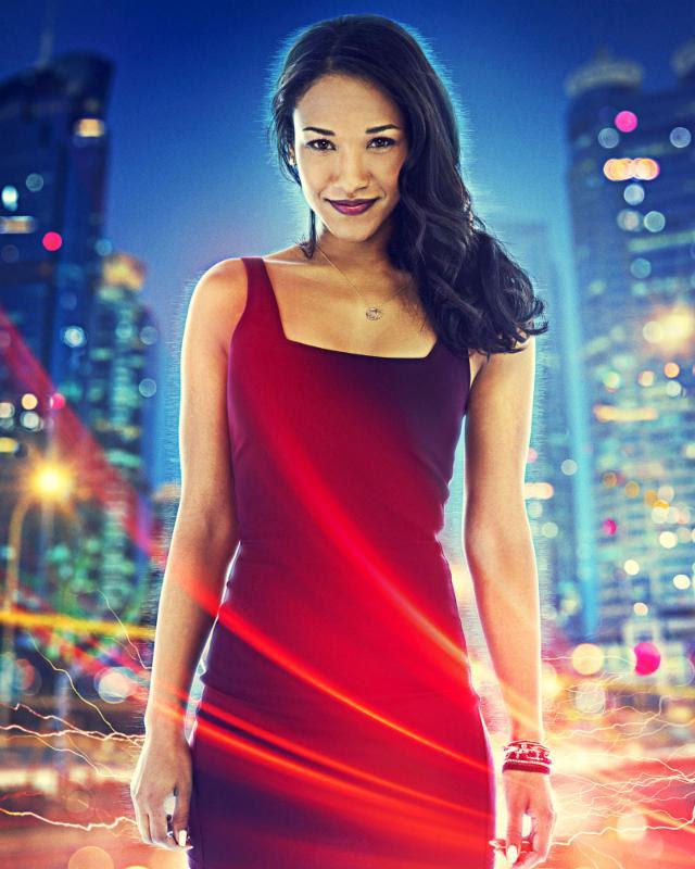 The Flash star Candice Patton