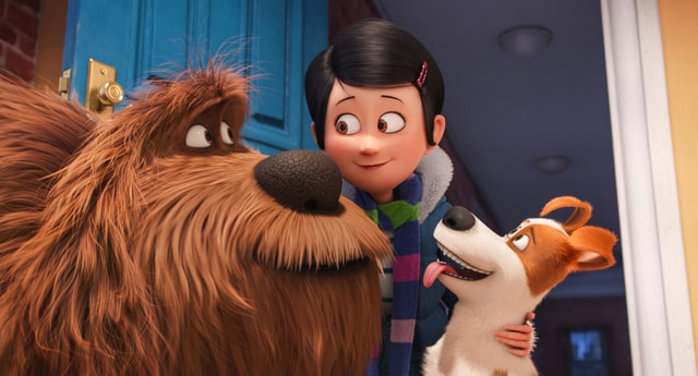 The Secret Life of Pets review - Duke, Katie and Max-min