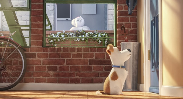 The Secret Life of Pets review - Gidget and Max-min