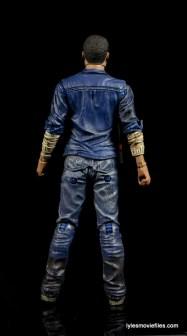 The Walking Dead Lee Everett McFarlane Toys figure - rear