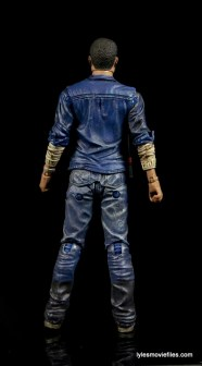 The Walking Dead Lee Everett McFarlane Toys figure - rear