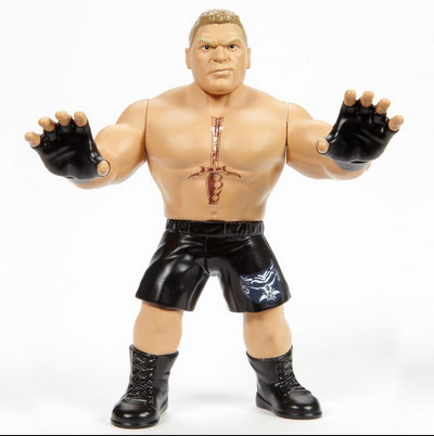 WWE Day 3 - Brock Lesnar