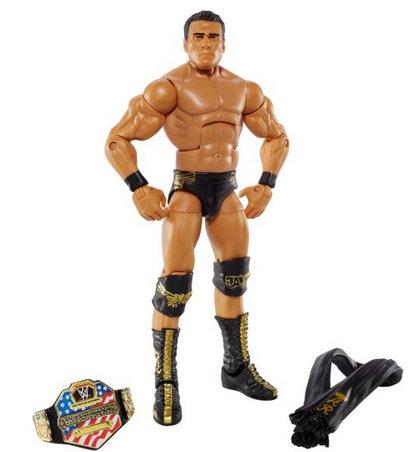 WWE Elite 43 Flashback Alberto Del Rio