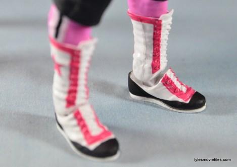 WWE Elite 43 Hart Foundation figures -Hitman boot front