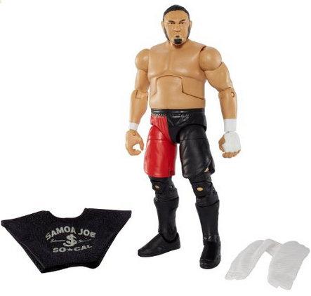 WWE Elite 43 Samoa Joe Figure
