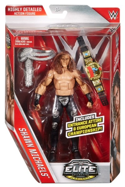 WWE-Legends-Shawn-Michaels-package
