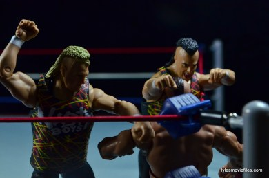 WWE Nasty Boys Elite 42 - clubbering Animal