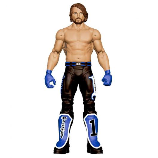 WWE SDCC 2016 reveals -AJ Styles Basic 68