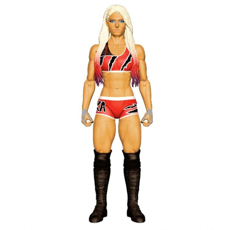 WWE SDCC 2016 reveals - Alexa Bliss