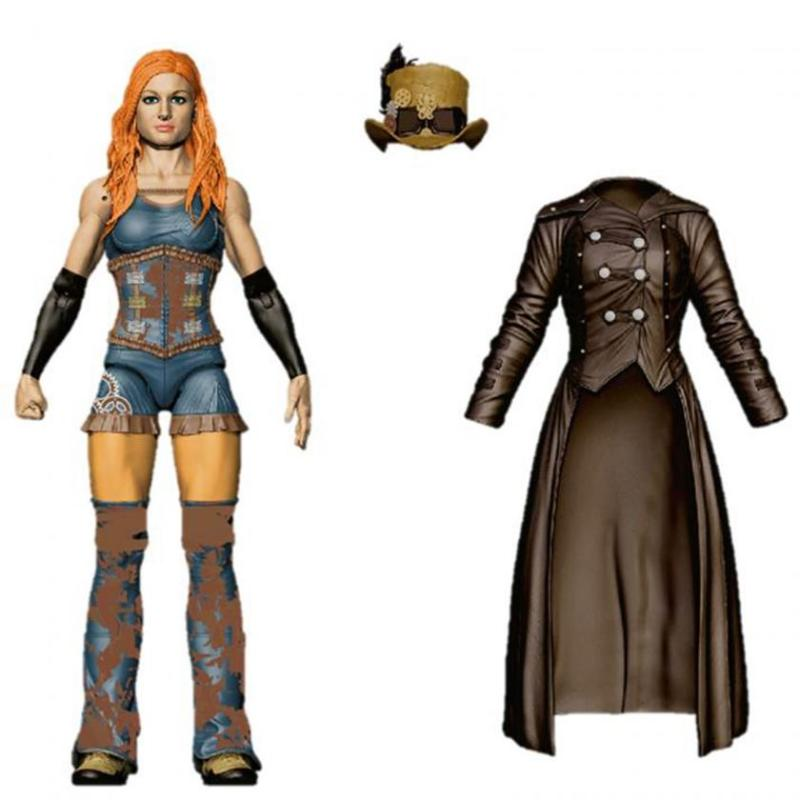 WWE SDCC 2016 reveals - Becky Lynch Elite 49