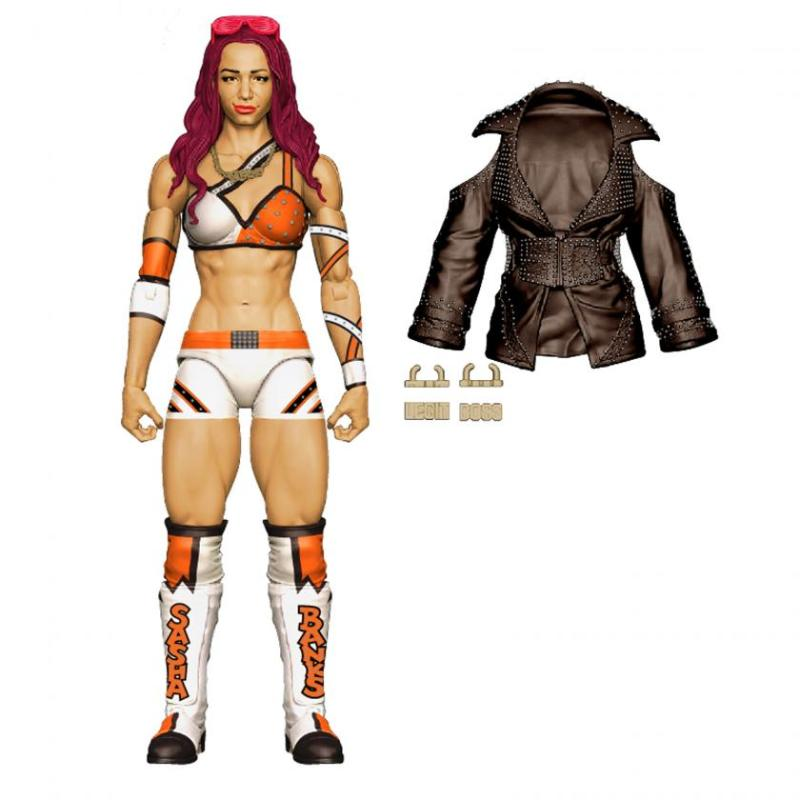 WWE SDCC 2016 reveals - Sasha Banks Elite 44