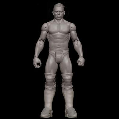 WWE SDCC 2016 reveals -The Miz Battle Pack 46