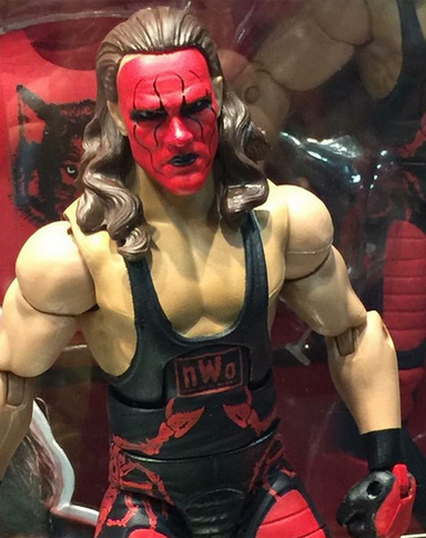 WWE SDCC Wolfpac Sting