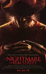 a nightmare on elm street 2010 movie poster