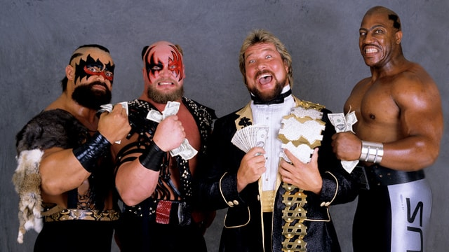 wwe million dollar team wwe alumni - powers of pain, ted dibiase and zeus-min