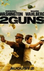 2 Guns movie poster