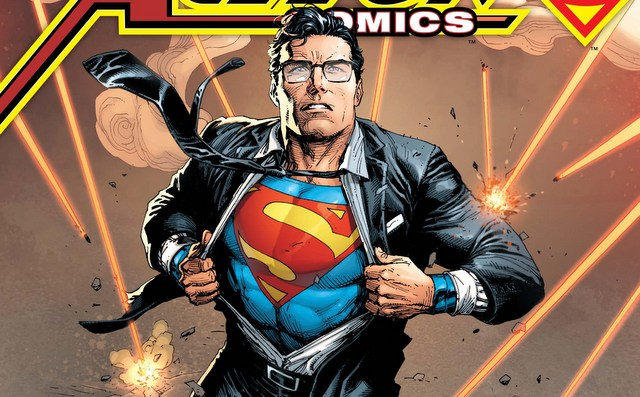 Action Comics 961 review - Gary Frank variant cover