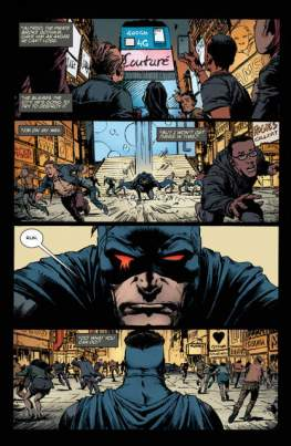 Batman #5 I Am Gotham part 5 review - page 1