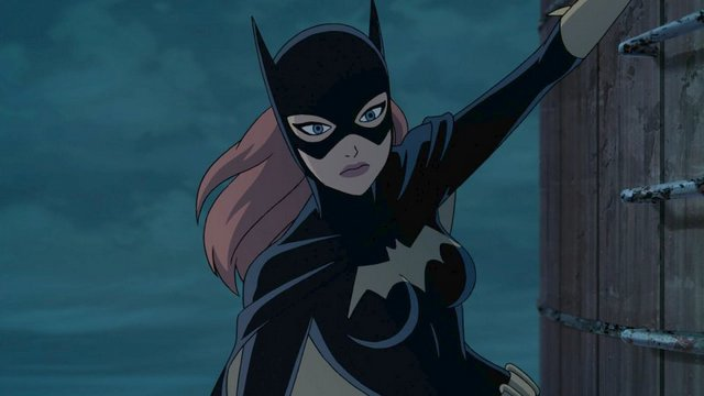 Batman The Killing Joke review - Batgirl