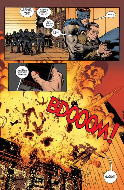Batman issue 4 I am Gotham issue 4 page 5