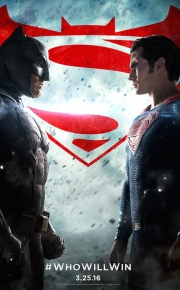 Batman v Superman Dawn of Justice movie poster