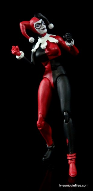 DC Icons Harley Quinn figure review -happy Harley