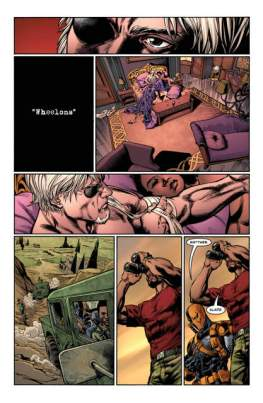 Deathstroke Rebirth issue 1 review page_3