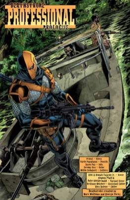 Deathstroke: Rebirth issue 1 review page_5