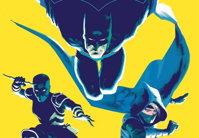 Detective Comics issue 938 review variant