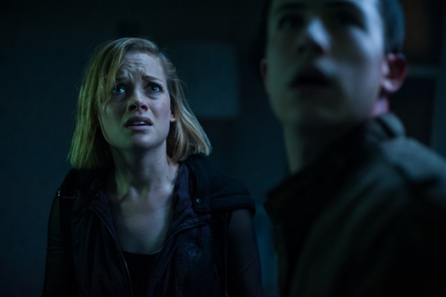 Don't Breathe review - Rocky and Alex-