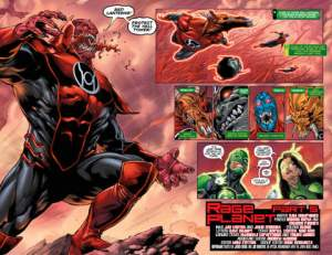 Green Lanterns #5 review pages_2-3