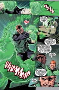 Hal Jordan and the Green Lantern Corps issue 2 page 3